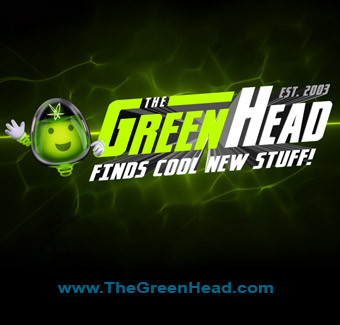 The Green Head - Finds Cool New Stuff!